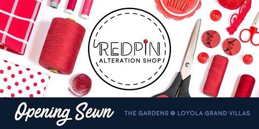 Redpin alteration