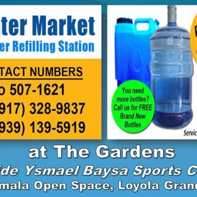 LGV WATER MARKET
