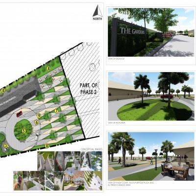 The Gardens Development
