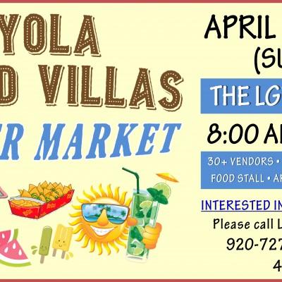 LGV Summer Market