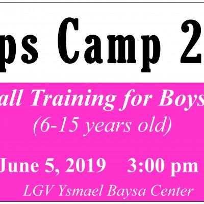 Hoops Camp 2019