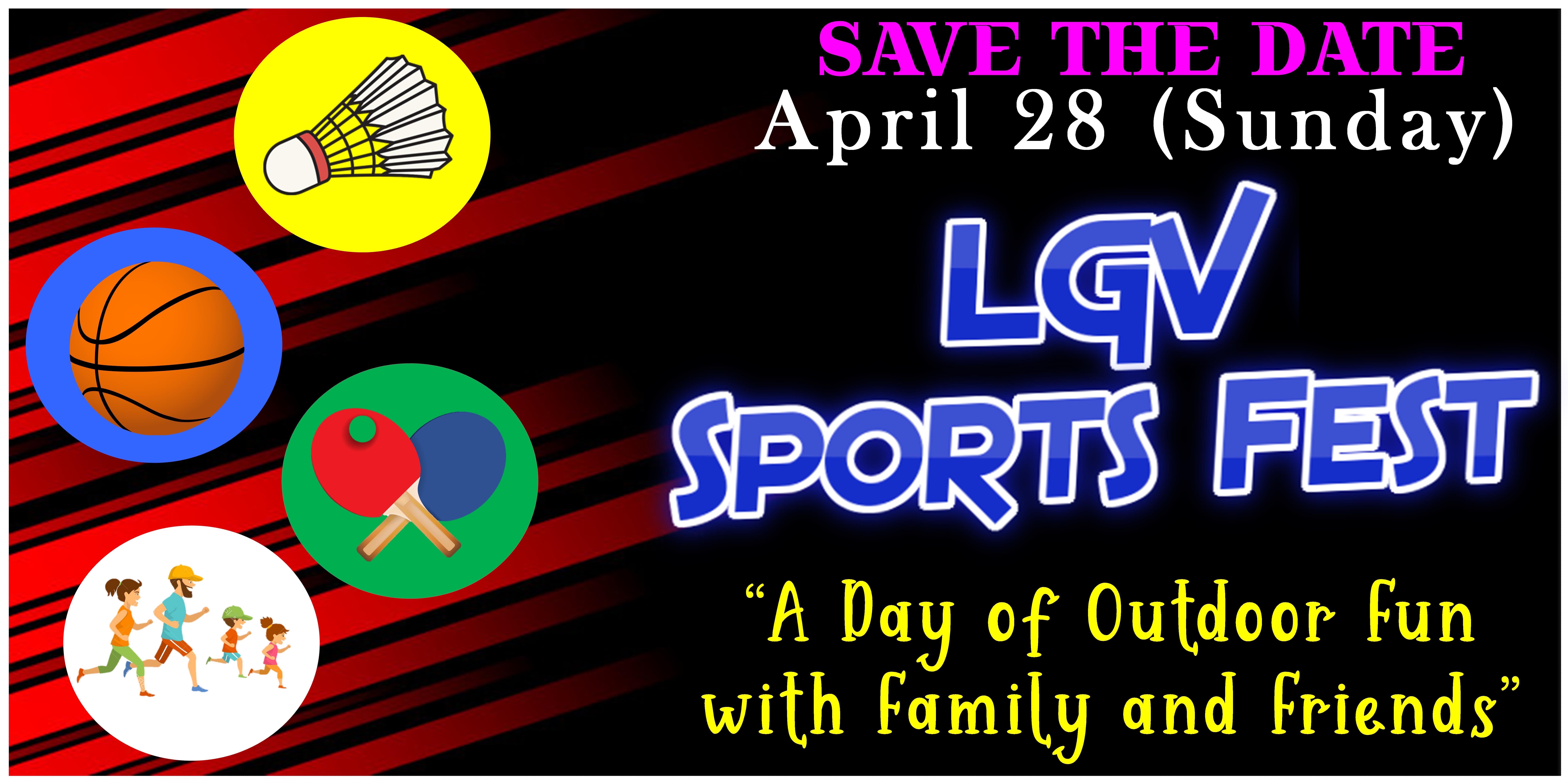 LGV Sports Fest
